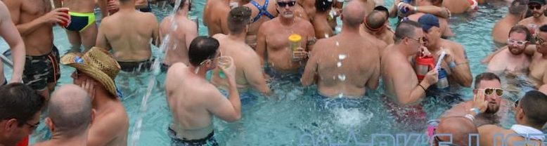 THE POOL PARTY (Palm Springs, Day 3)